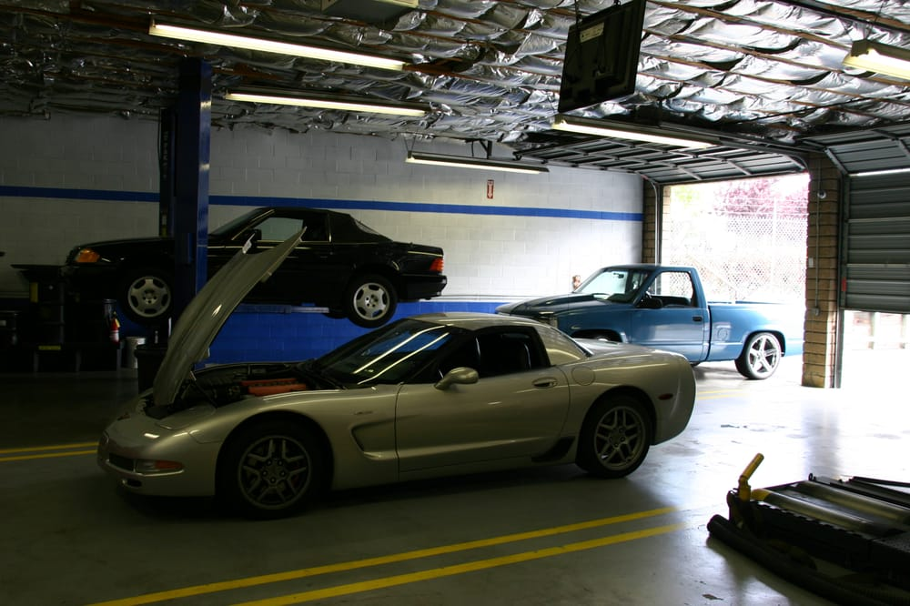 Sal S Foreign Car Service 2 25 Reviews Motor Vehicle Inspection Testing 22175 Center St