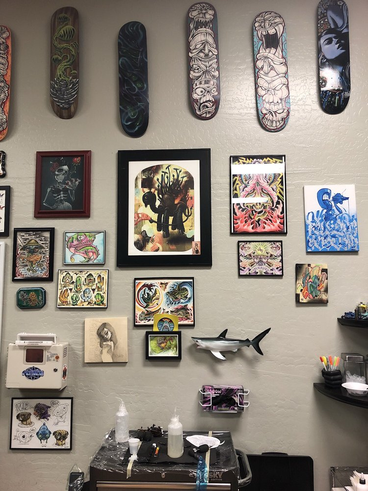 Electric Art Studio: 6808 N Dysart Rd, Glendale, AZ