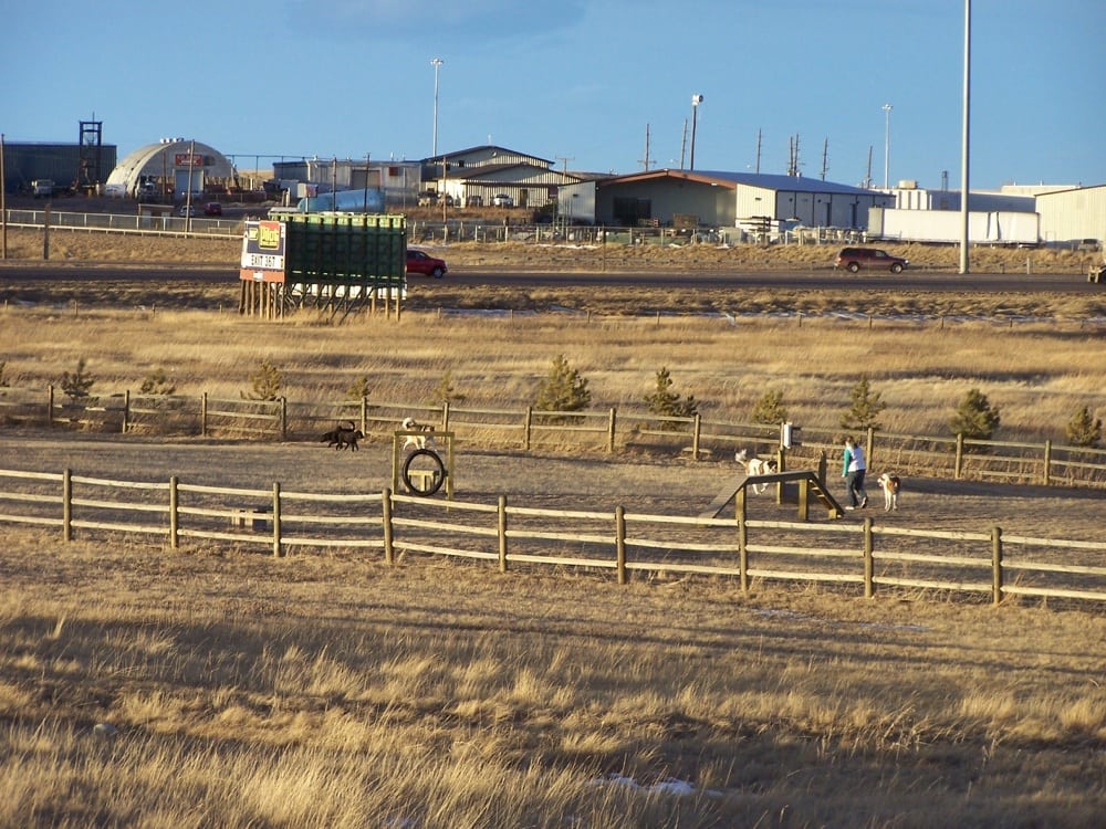 Nancy Mockler Dog Park: 800 Southwest Dr, Cheyenne, WY