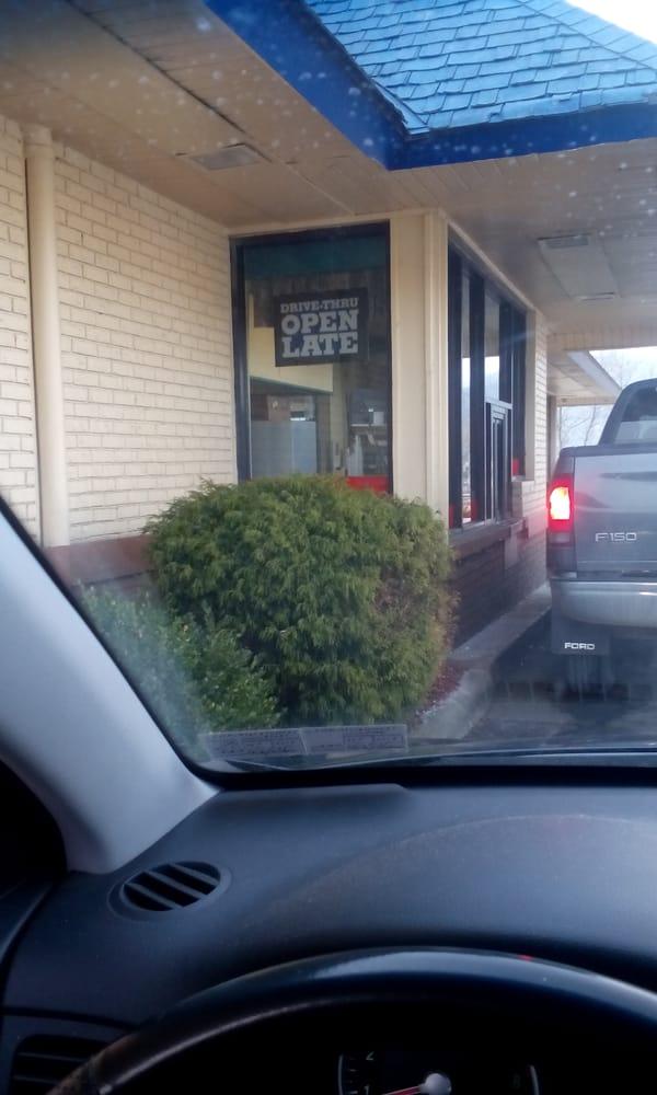 Burger King: 1615 Beaver Rd, Baden, PA