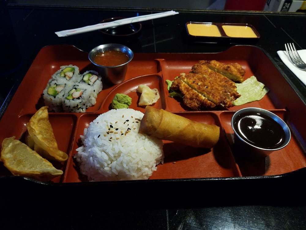 Umami Sushi Lounge & Grill Fusion: 304 North Elmira Ave, Russellville, AR