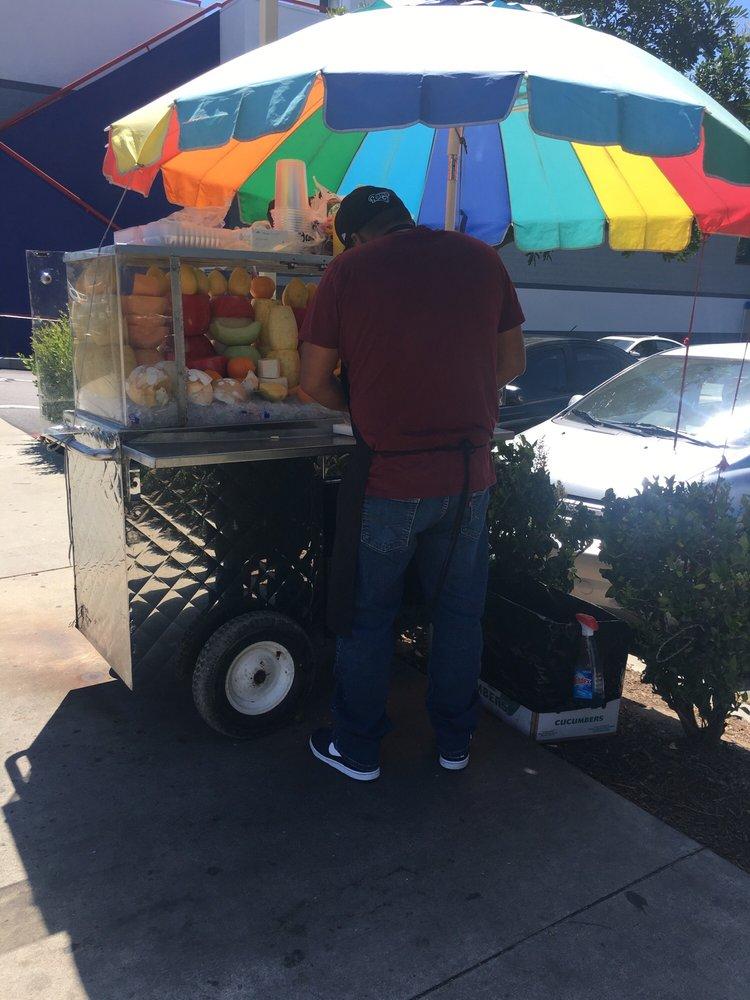 Fruit Cart: 11301 W Pico Blvd, Los Angeles, CA