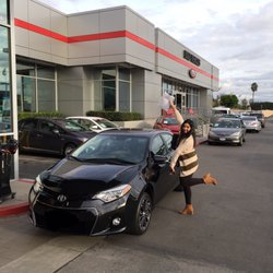Photo Of Longo Toyota   El Monte, CA, United States. Happy Customer!