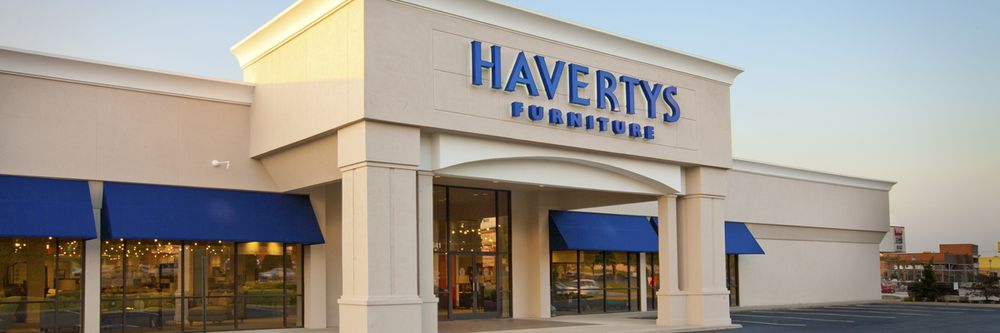 We purchased our bedroom furniture from this Haverty's and we were very pleased with the service and product. I've been to this store a couple times just looking and someone is always eager to 6/10(20).