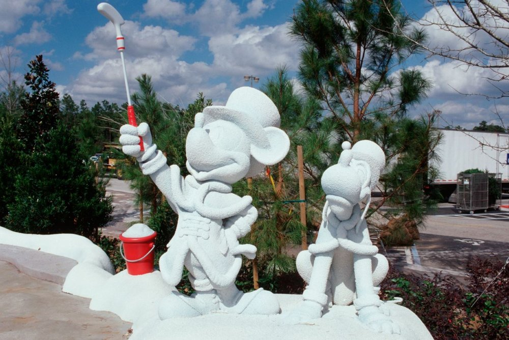 Winter Summerland Miniature Golf: 1534 Blizzard Beach Dr, Orlando, FL
