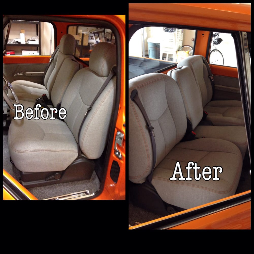 Fowler's Auto Upholstery Shop: 1135 W Fremont St, Stockton, CA