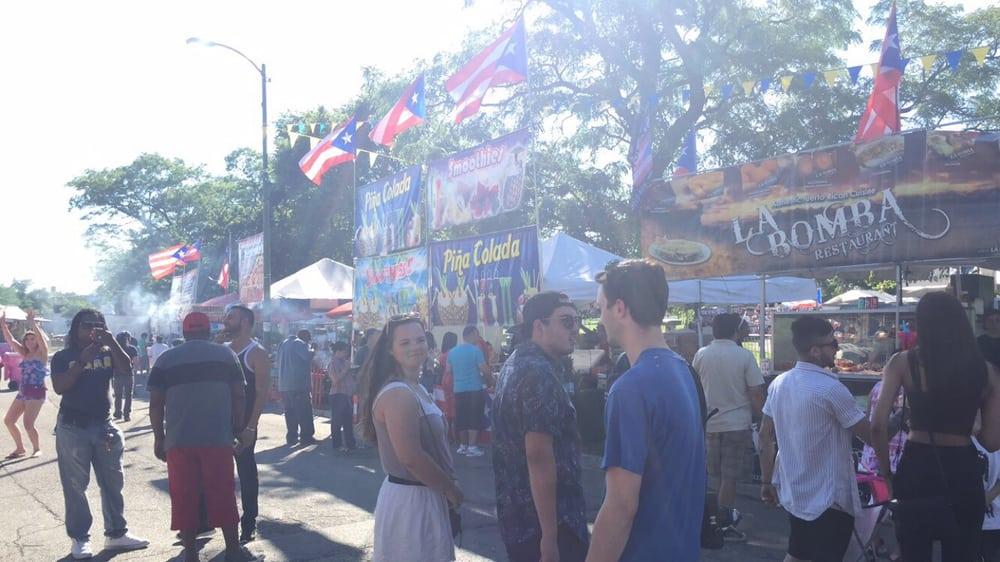 Fiestas Puertorriquenas
