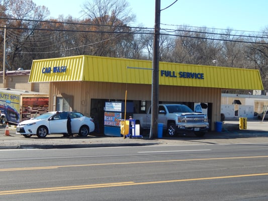 Auto spa etc car wash 8304 olive street rd central for A m salon equipment st louis mo