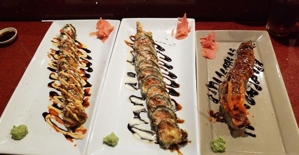 Basil Sushi Bar & Asian Fusion: 16 E Broadway, Williston, ND