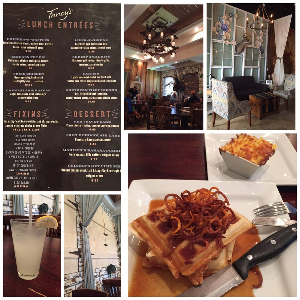 Fancy S Cafe Fort Myers