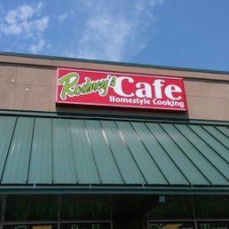 Rodney S Cafe Branson Mo