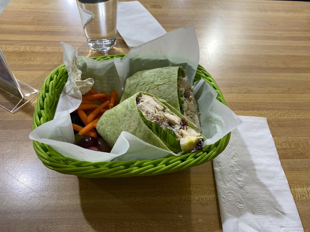 Turtle Leaf Cafe: 315 E Water St, Elmira, NY