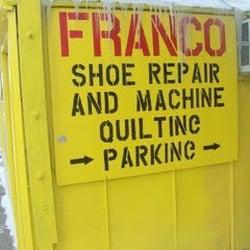 Franco Shoe Repair