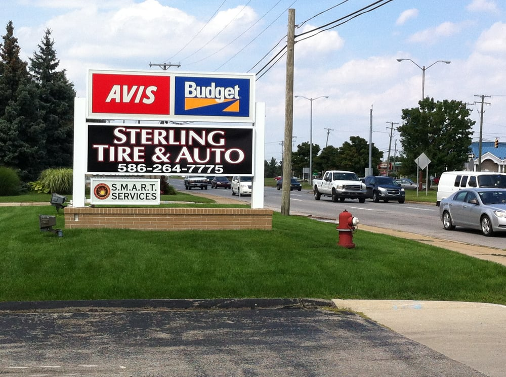 Sterling Tire & Auto