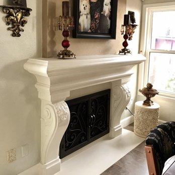 Fantastic Socal Fireplace Mantels 90 Photos 47 Reviews Home Interior And Landscaping Ologienasavecom