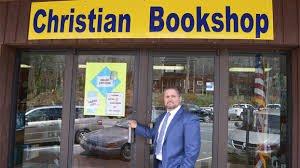 The Christian Bookshop: 222 E Mills St, Columbus, NC
