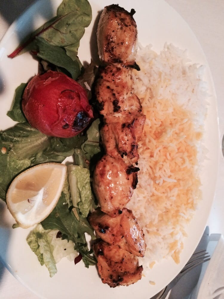 Marinated chicken kebab yelp for 1001 nights persian cuisine groupon