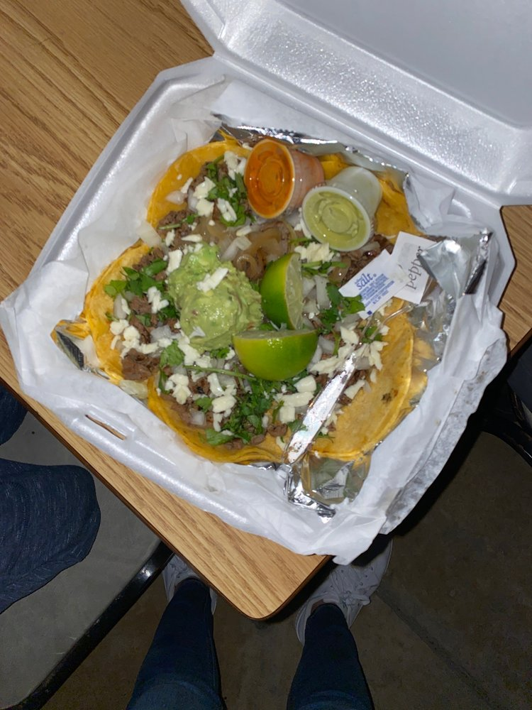 Food from Taco Fit