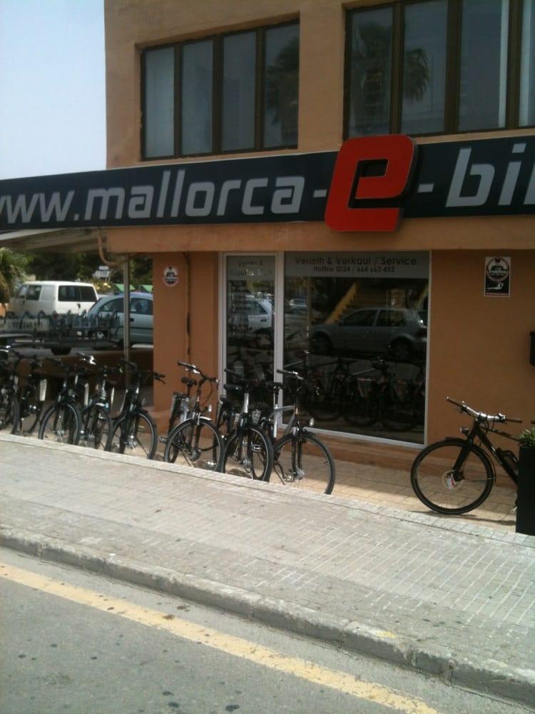 300 bikes werden von hier in bewegung gesetzt yelp - Busco trabajo en palma de mallorca ...