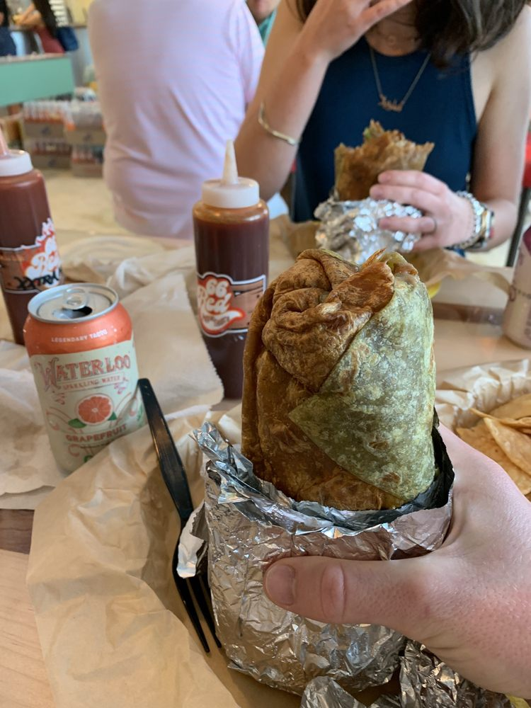 Cabo Bob's Burritos