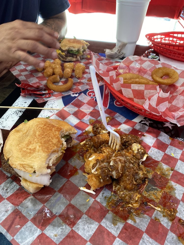 Food from Papa's Burgers