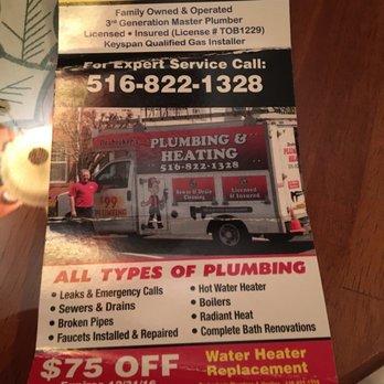 Drobecker Plumbing - Plumbing - 54 S Nassau St, Bethpage, NY