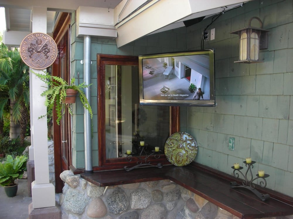 Photo Of Coast Media   Aliso Viejo, CA, United States. Outdoor Patio TV