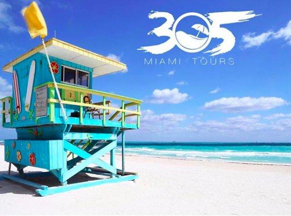 305 Miami Tours: 401 Biscayne Blvd, Miami, FL