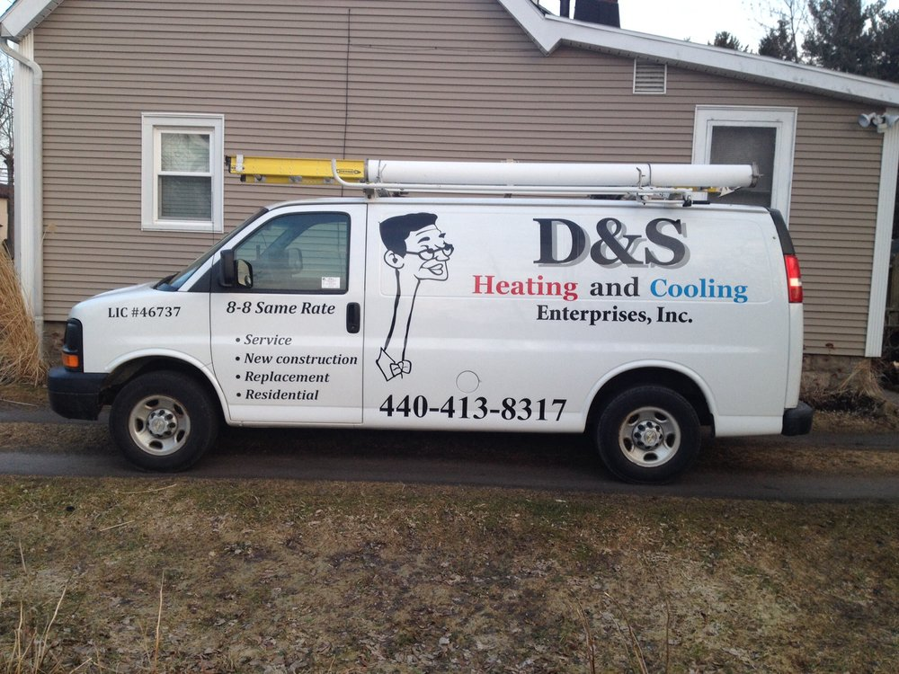 D & S Heating and Cooling: Grand River, OH