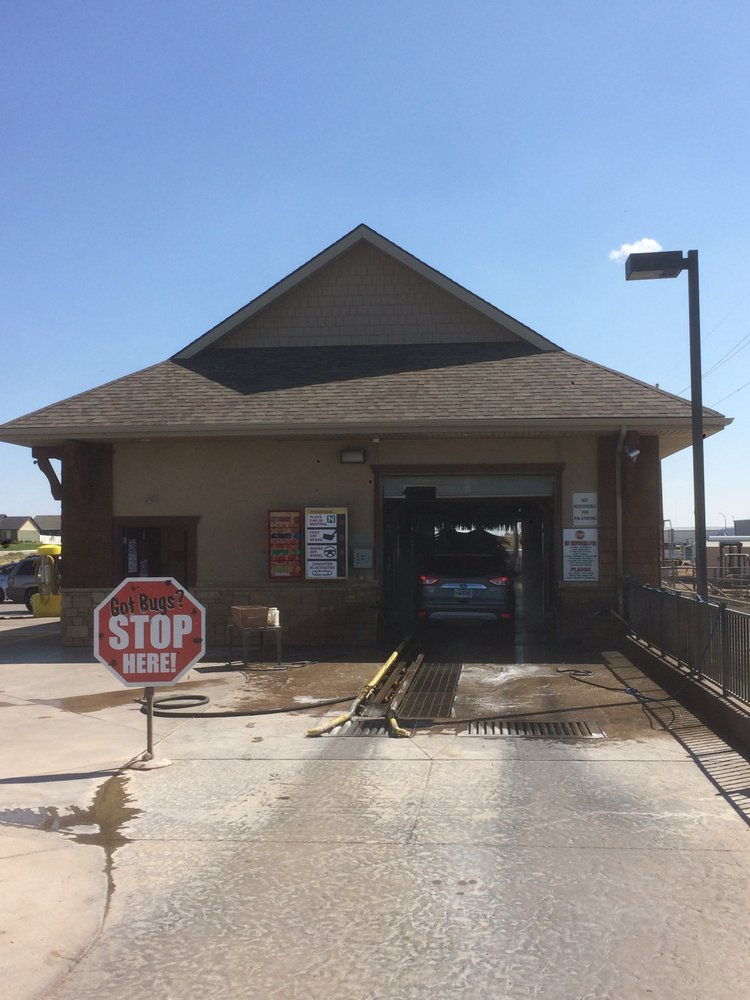 Energy Car Wash: 1000 E Warlow Dr, Gillette, WY