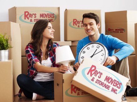 Ray's Movers: 6707 Broadway, Merrillville, IN
