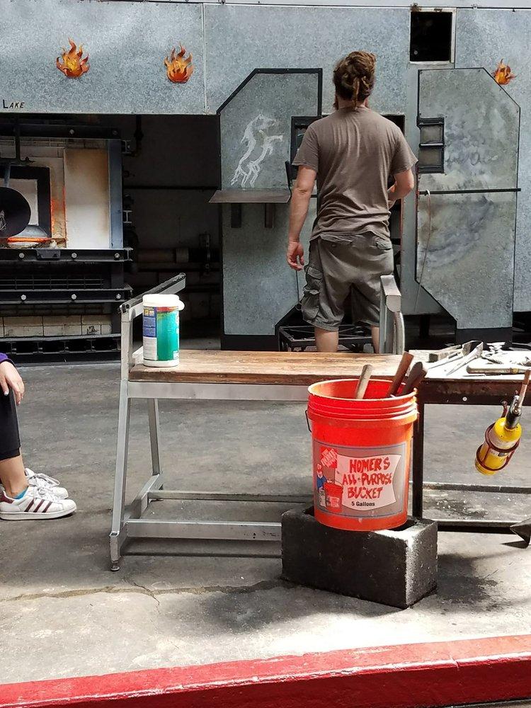 New Orleans Glassworks & Printmaking Studio