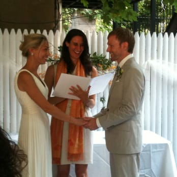 Photo Of Wedding Officiant Barbara Ann Michaels Jester The Peace