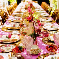 Anyone For Tea Catering - 100 Bel Air Rd, Bel Air, Los Angeles, CA