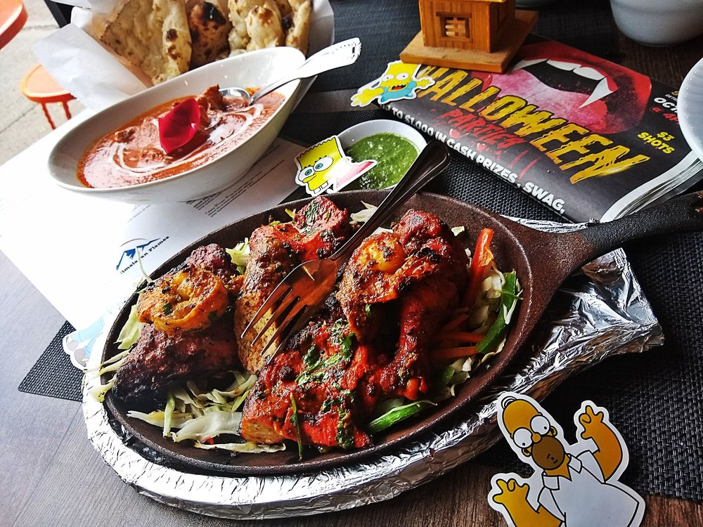 The Himalayan Flames: 22266 Michigan Ave, Dearborn, MI