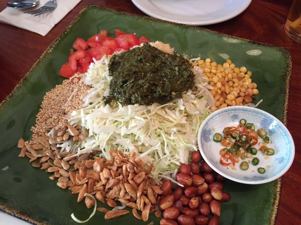 Kyusu Burmese Cuisine