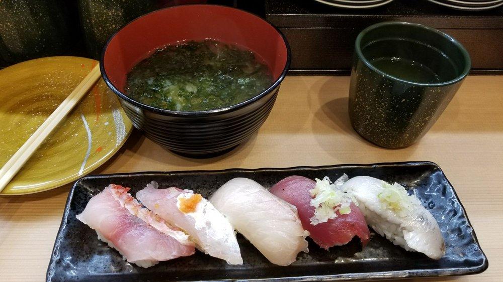 Kaitenzushi Edokko Ueno ekimae