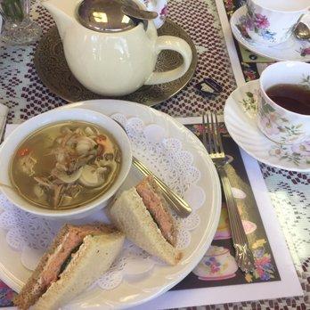 Pamela S Tea Room Garden Grove