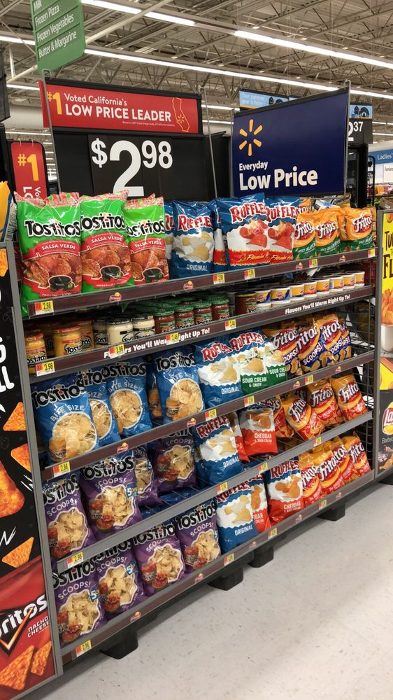 Walmart: 1168 W Branch St, Arroyo Grande, CA