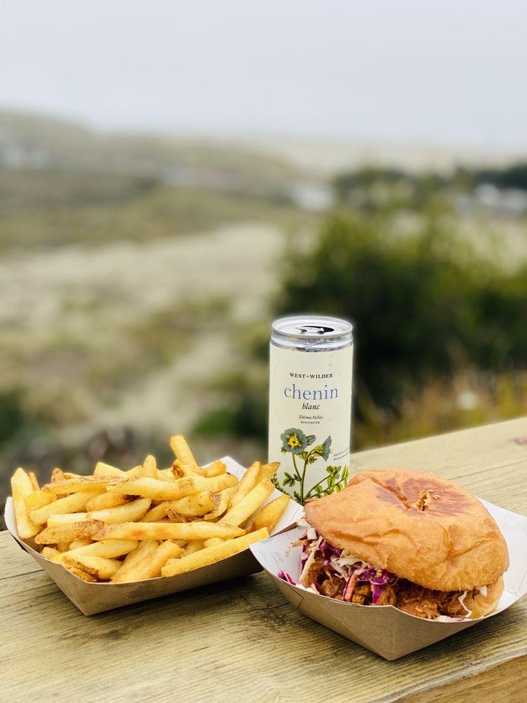 Dillon Beach Coastal Kitchen: 1 Beach Ave, Dillon Beach, CA