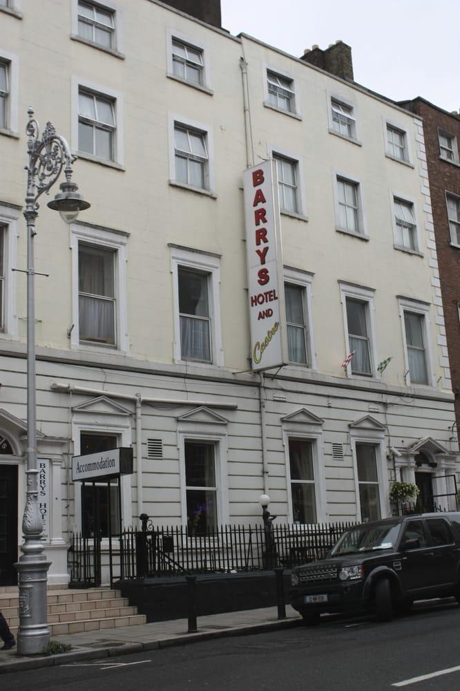 Barrys Hotel Dublin Phone Number
