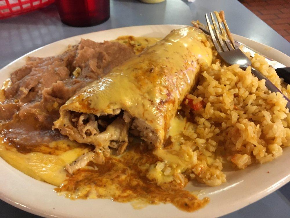 Taqueria Mexicana: 1500 S 18th St, Waco, TX