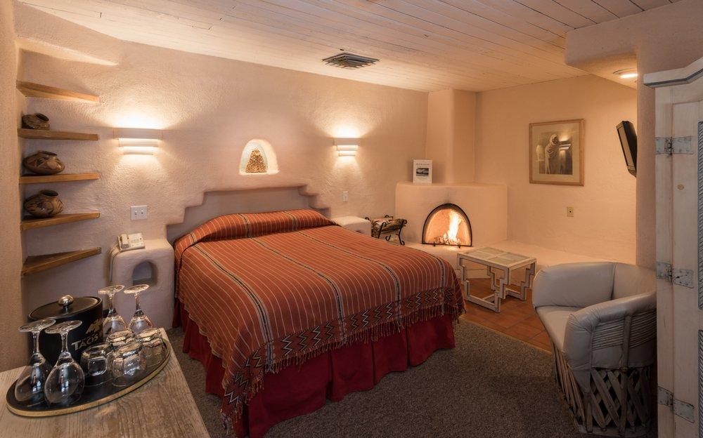 The Historic Taos Inn: 125 Paseo Del Pueblo Norte, Taos, NM