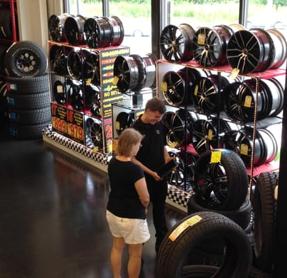 Town Fair Tire 33 Federal Rd Brookfield Ct Tire Dealers Mapquest