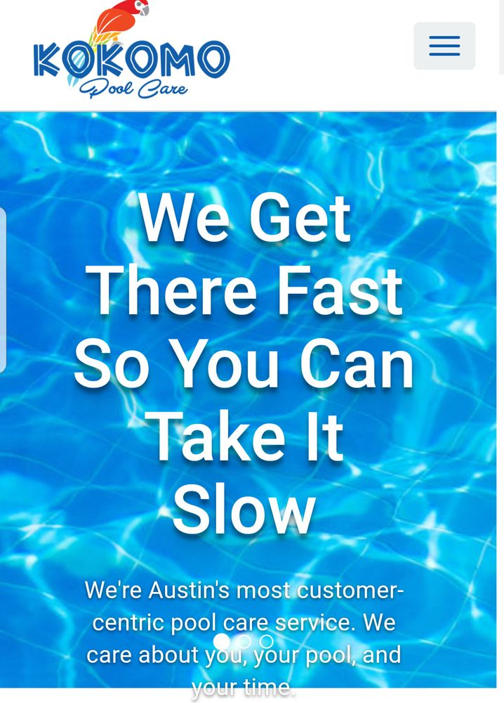 Kokomo Pool Care - Pool & Hot Tub Service - 1800 Central Commerce Ct, Round  Rock, TX - Phone Number - Yelp