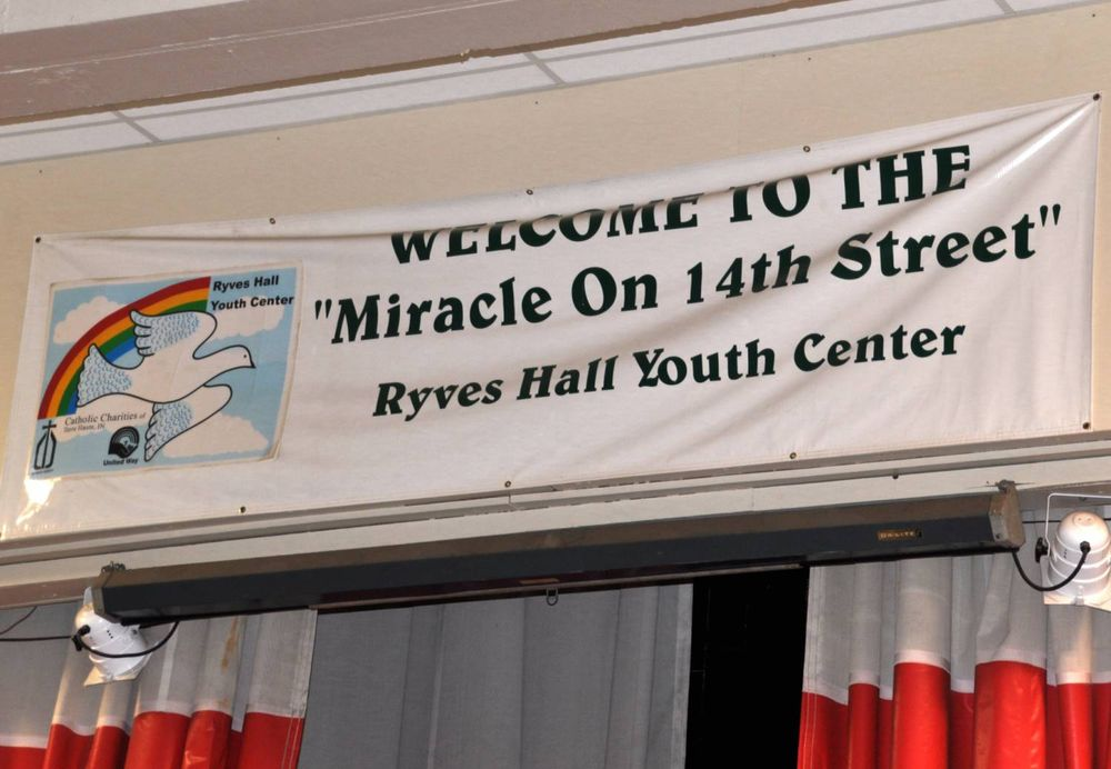 Ryves Hall Youth Center: 1356 Locust St, Terre Haute, IN