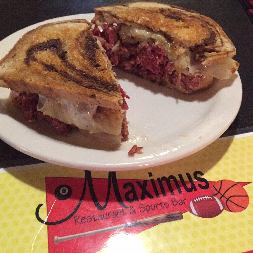 Maximus Restaurant & Sports Bar: 329 23rd St, Columbus, NE