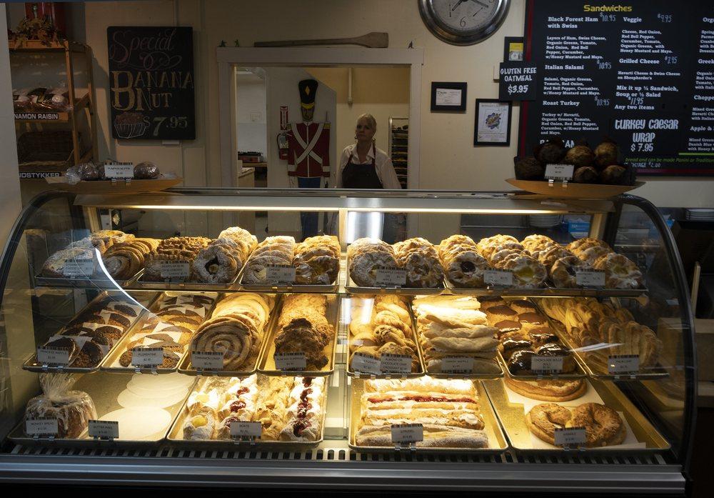Birkholm's Bakery & Cafe: 460 Alisal Rd, Solvang, CA
