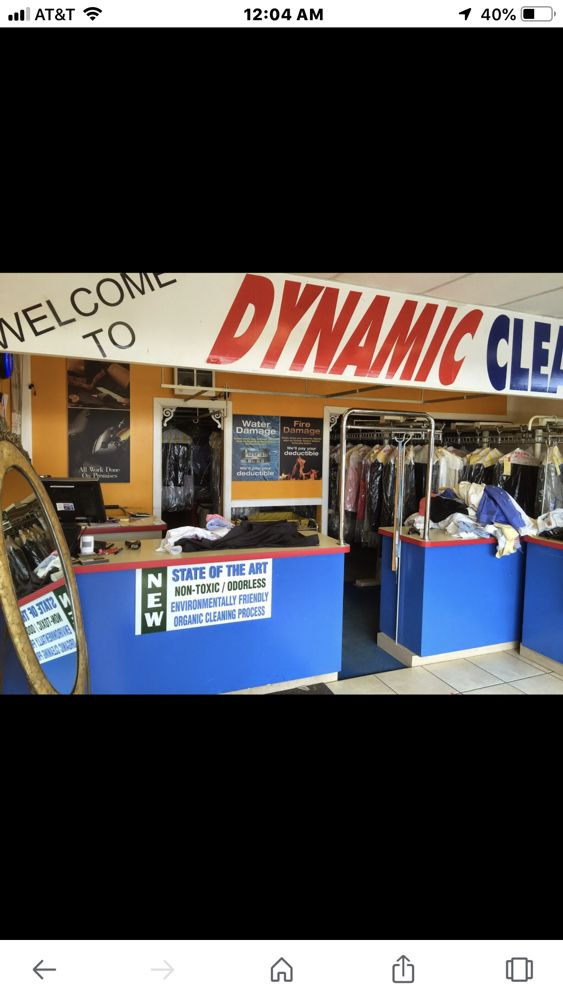 Dynamic cleaners & alterations: 25842 Ford Rd, Dearborn Heights, MI