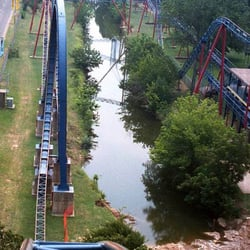 Shock Wave Six Flags Over Texas